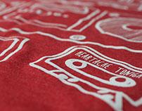 MHS Band T-shirt Back