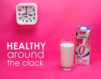 Healthy Around The Clock