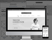 White Fish Clothing | uiux/graphic