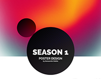 Poster Design | SEASON 1