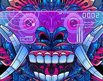 Future C - Barong Cyberpunk V.1xx