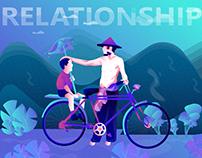 Relationship Illustration