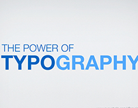 The Power of Typography