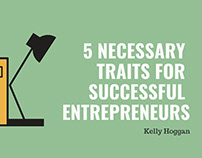 5 Necessary Traits for Successful Entrepreneurs