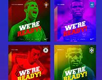Social Media - World Cup