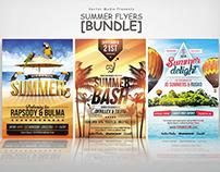 Summer Flyers - BUNDLE