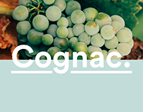Snapchat geofilter for the city of Cognac, France