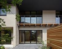 House Higashi-minemachi