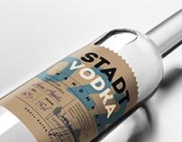 Vodka STADT