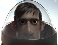 astronalt 3d character