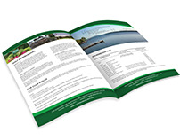 Country Club 'New Membership' Collateral