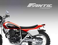 """FANTIC MOTOR """"TRAXTER"""" 450"""