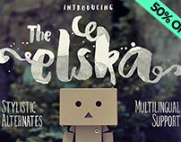 Elska Typeface