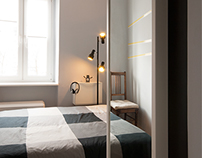 Vintage apartment in Wroclaw