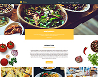 Risto - One page restaurant theme