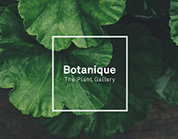 Botanique. The Plant Gallery