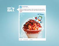 SnowFall Social Media