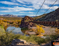 Jeeping Arizona Bloody Basin/Sheep's Bridge/Cave Creek