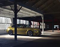 BMW M3 | CGI