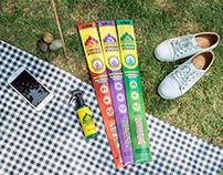 camper's jumbo sticks.