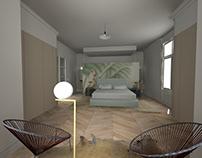 Private Villa Apartment in Budapest