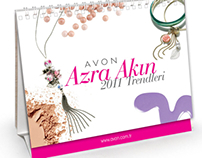 (2010) Avon: Print Design