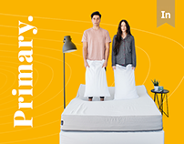 Primary Smart Bedding Website