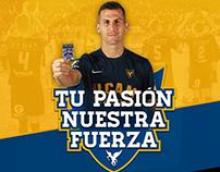 Campaña Abonados 2ª Vuelta UCAM CF