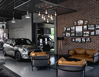 MINI Showroom Discar
