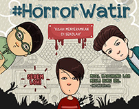 Horror Watir