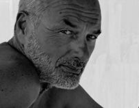 Portrait of a man_