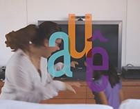 Auê promotional video