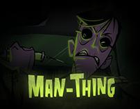 Man -Thing Marvel TL;DR