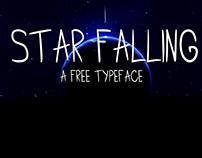 STAR FALLING - Free Typeface