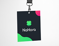 Identidade visual | NaHora