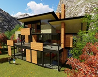 Casa en Floresta de la Sabana