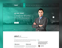 Team7 - Digital Agency Web Template