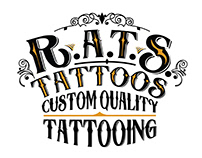 Logo RATS TATTOOS
