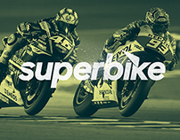 Superbike Series Brasil | Redesign