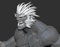 Wolverine 3D Printing - WIP