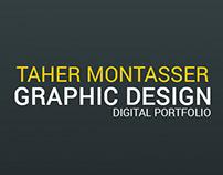 My Portfolio -Social media - Taher Montasser