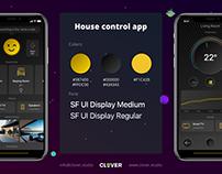 House control app