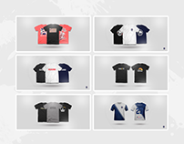 T-Shirt and Jersey Designs