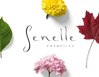 Senelle, natural cosmetics brand