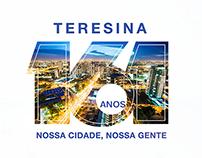 Teresina 161 Anos