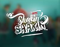 KFC - Shakin Shakin