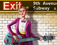 9th Avenue Subway