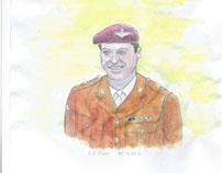 Col. H Jones VC