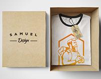 Samuel Design Branding