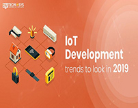 IoT Development trends to look in 2019